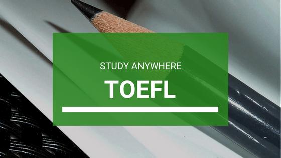 Toefl Study Anywhere