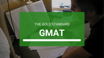 The Gold Standard - GMAT Prep
