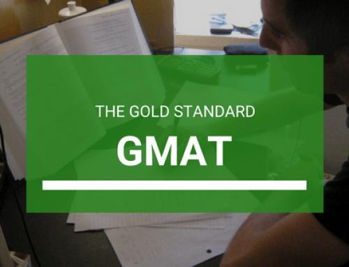 The Gold Standard – GMAT