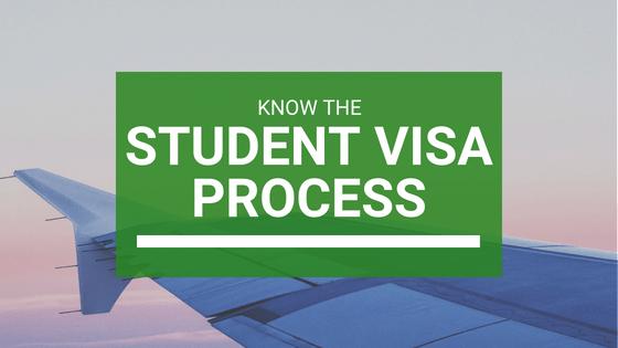 Student Visa Process