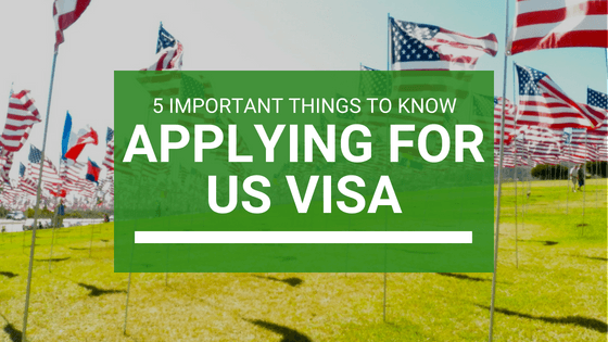 Know before applying for US Visa
