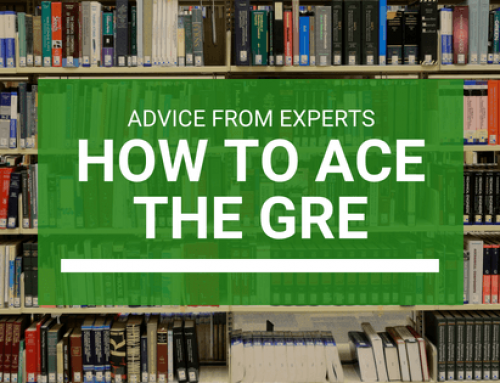 How to Ace the GRE – Advice from experts!