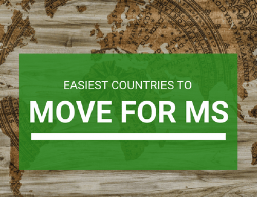 Easiest countries to move to for your MS