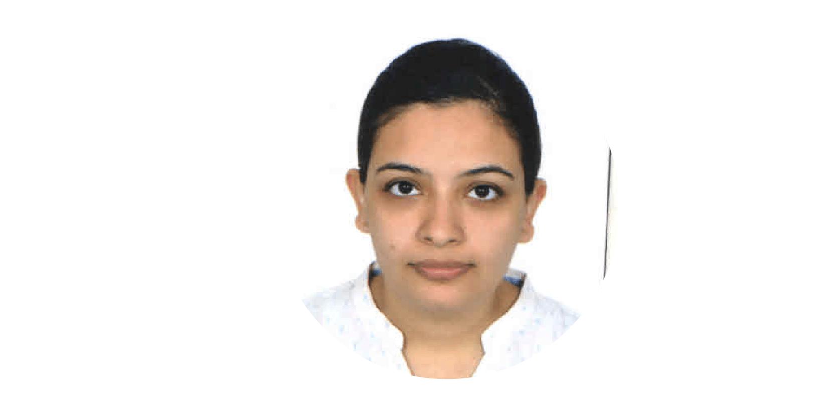 Ami Matthan SAT Student Mumbai
