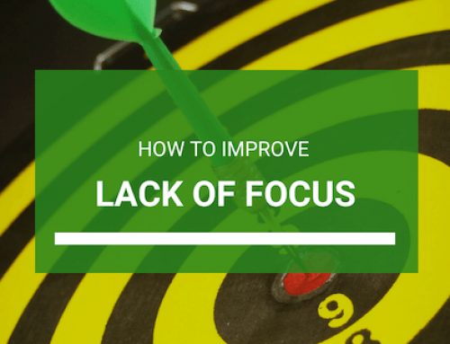 Overcome Lack of Focus in Your GMAT Preparation