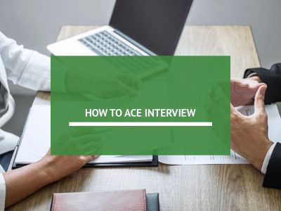 interview with university representative