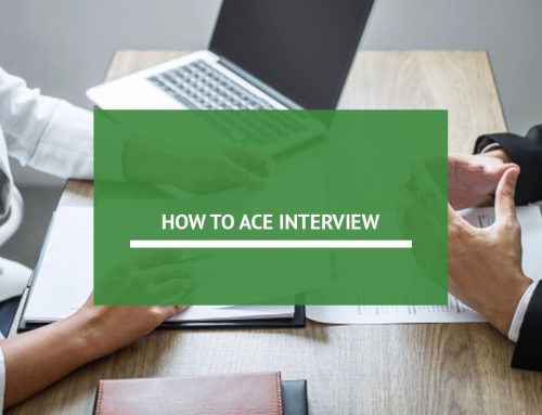 How To Ace The Interview With University Representative?