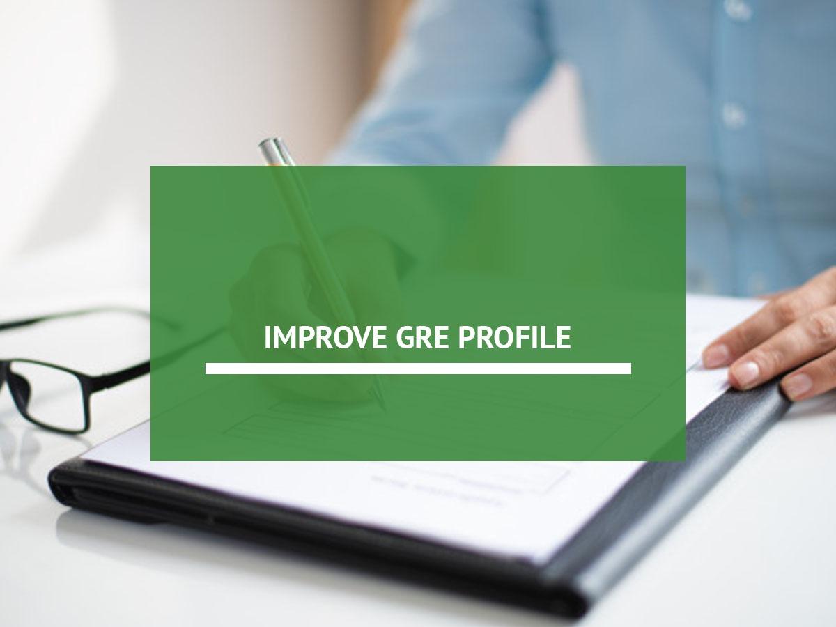 GRE profile