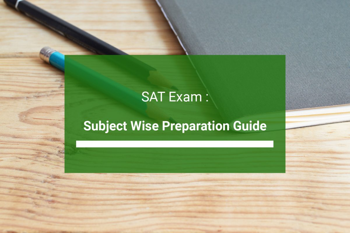 how to prepare for SAT