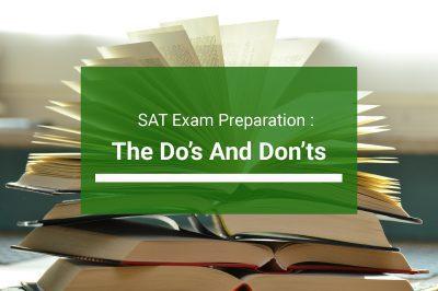 preparing for SAT