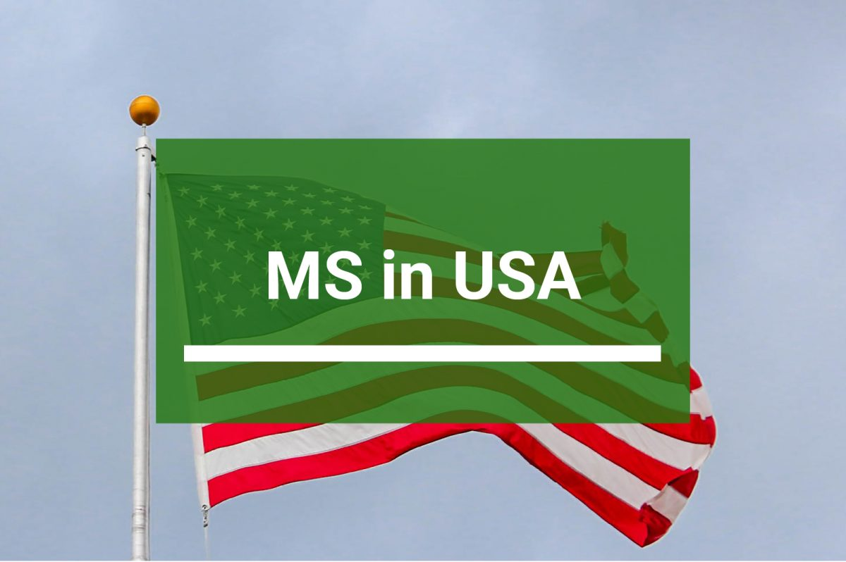 MS in USA for indian students