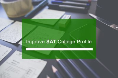 How to improve SAT college profile