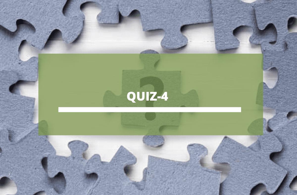 GRE Quiz Test