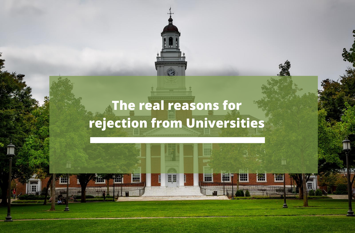 Rejects From Universities