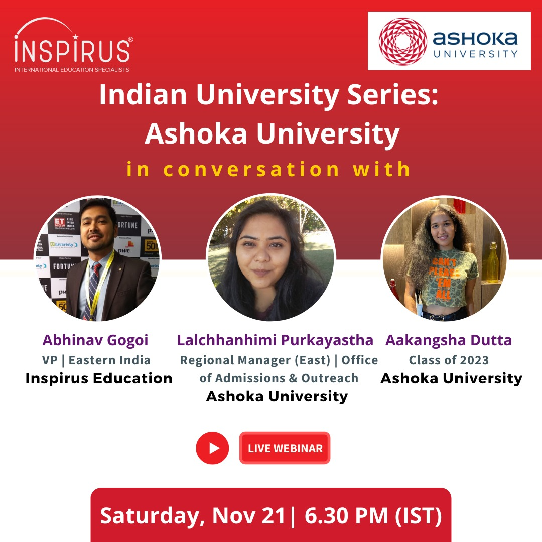 Indian University Series Ashoka University