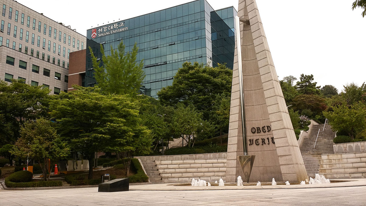 study in south korea Sogang university